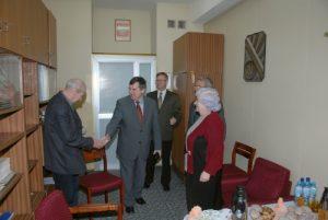 Spotkanie z J.M. Rektorem prof. zw. dr hab. Czesławem Osękowskim