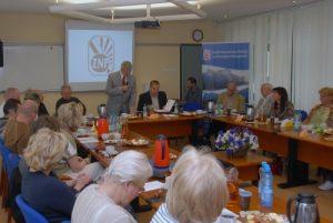 Zebranie sprawozdawczo-wyborcze 2010