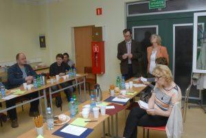 Zebranie sprawozdawczo-wyborcze 2014