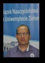 mgr Tomasz Nowak